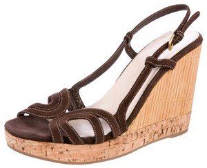 9c475886b0 Prada Wedges on Sale - Up to 70% off at Tradesy