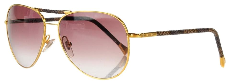 690f2d5ed4c1 Louis Vuitton Sunglasses on Sale - Up to 70% off at Tradesy