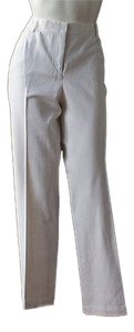 Akris Casual Relaxed Pants Ivory
