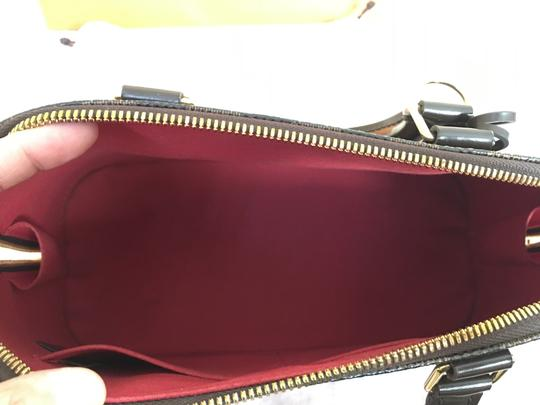 Louis Vuitton Satchel in Red Image 6