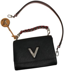 Louis Vuitton Leather Twistlock Epi Shoulder Bag