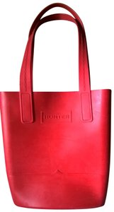 Hunter All Weather Large Tote in Red