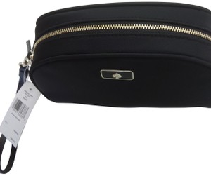 Kate Spade Kate Spade New Black Medium Dome Cosmetic Case