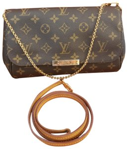 38c90ff30c Louis Vuitton Favorite MM Crossbody Bags - Up to 70% off at Tradesy