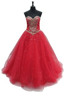 Mori Lee Prom Homecoming Quinceanera Ballgown Dress