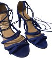 BCBGMAXAZRIA royal blue Sandals