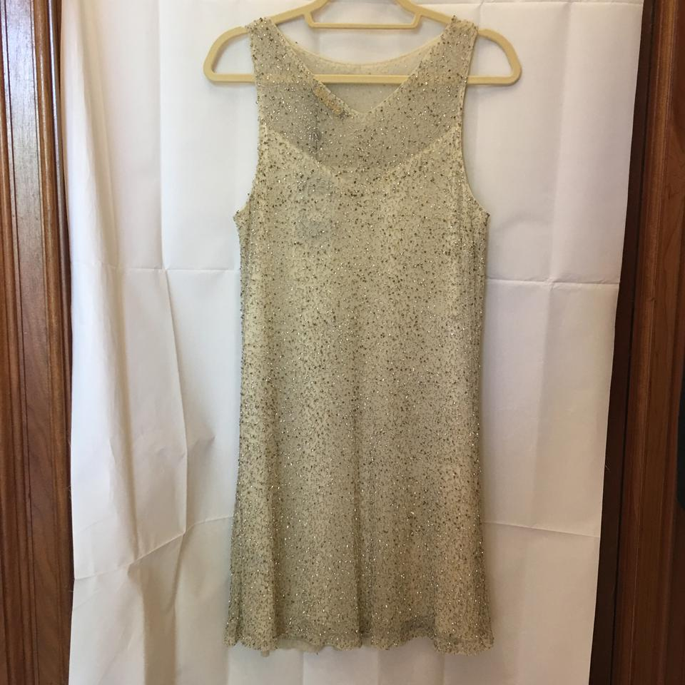 2d968661e91f5 Polo Ralph Lauren Formal Beaded With Sequins Evening Size 8 M Medium New  With Tags Dress. 123456789