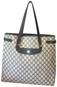 Gucci Tote in Blue and Gray