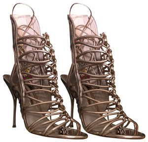 Sophia Webster rose gold Formal