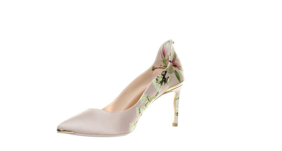 c8a8a3469f Ted Baker Pink Womens Vyixyn Blossom Harmony Pumps Size US 7.5 ...