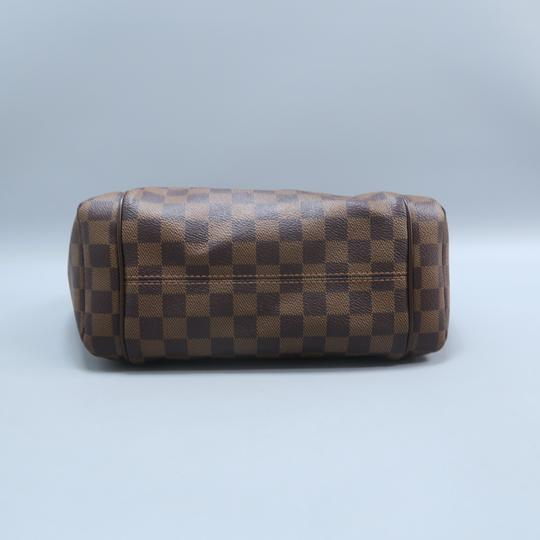Louis Vuitton Lv Totally Canvas Damier Ebene Shoulder Bag Image 3