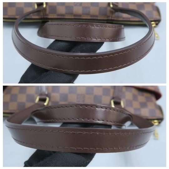 Louis Vuitton Lv Totally Canvas Damier Ebene Shoulder Bag Image 5