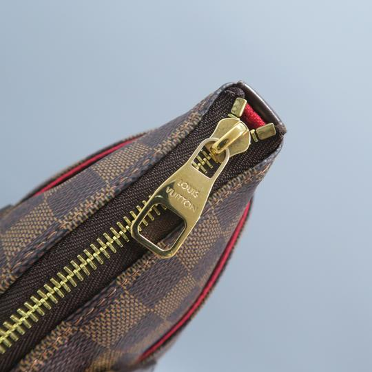 Louis Vuitton Lv Totally Canvas Damier Ebene Shoulder Bag Image 7