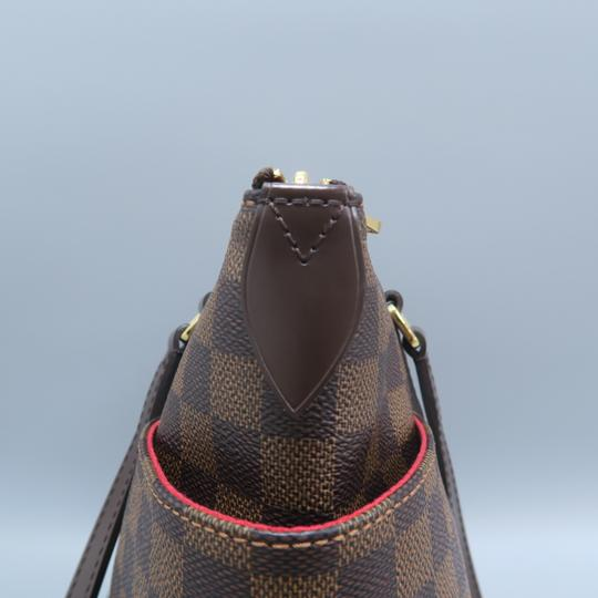 Louis Vuitton Lv Totally Canvas Damier Ebene Shoulder Bag Image 8