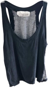Rory Beca Top heather grey and black