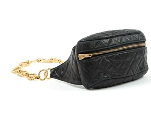 Chanel Rare Vintage Fanny Pack Limited Edition Cross Body Bag
