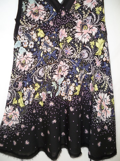 Free People short dress Rayon Floral Swing Mini on Tradesy Image 4