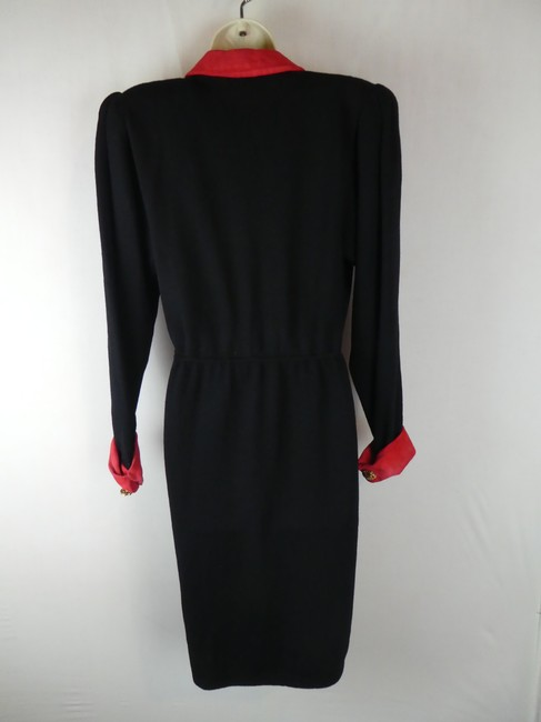 St. John short dress black on Tradesy Image 5