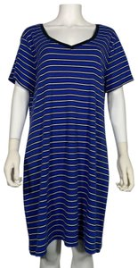 Tommy Hilfiger short dress Multicolor Cotton on Tradesy