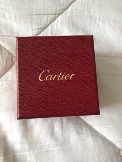 Cartier Trinity Ring Size 46 Women's Wedding Band Image 3