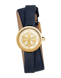 Tory Burch FLASH-SALE Womens Reva Mother-of-Pearl Double Wrap
