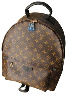 Louis Vuitton Lv Palm Springs Canvas Backpack