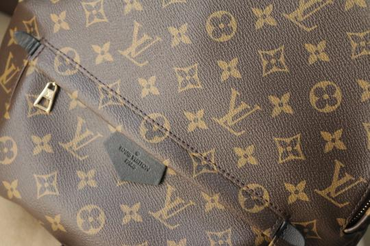 Louis Vuitton Lv Palm Springs Canvas Backpack Image 2