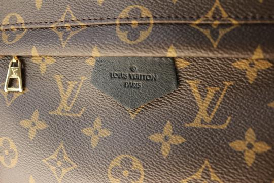 Louis Vuitton Lv Palm Springs Canvas Backpack Image 3