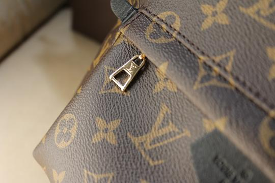 Louis Vuitton Lv Palm Springs Canvas Backpack Image 8