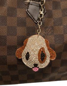 Lord & Taylor Sweet Pup Bag Charm or Keychain