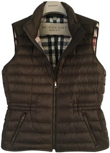 Burberry Down Quilted Vest
