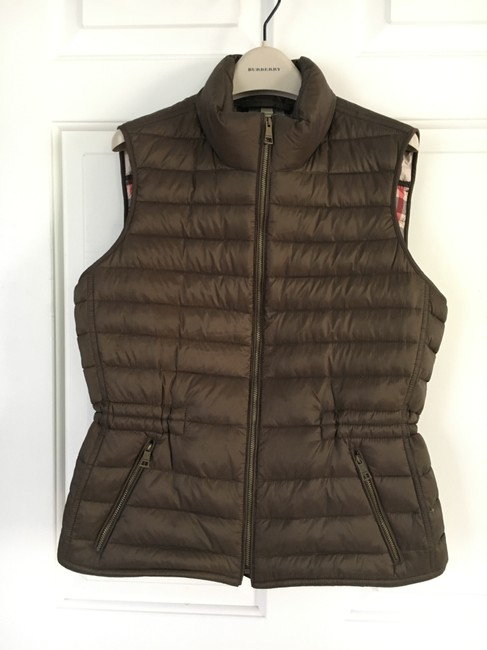 Burberry Down Quilted Vest Image 1