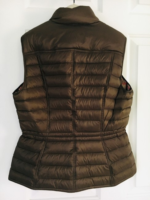 Burberry Down Quilted Vest Image 10