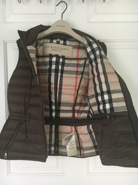 Burberry Down Quilted Vest Image 2