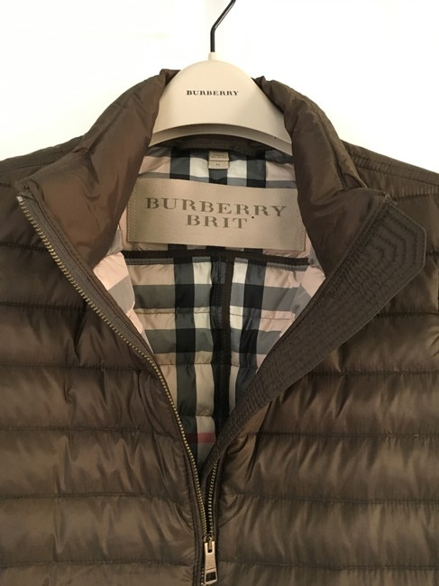 Burberry Down Quilted Vest Image 3