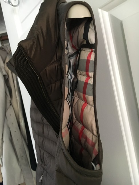 Burberry Down Quilted Vest Image 4