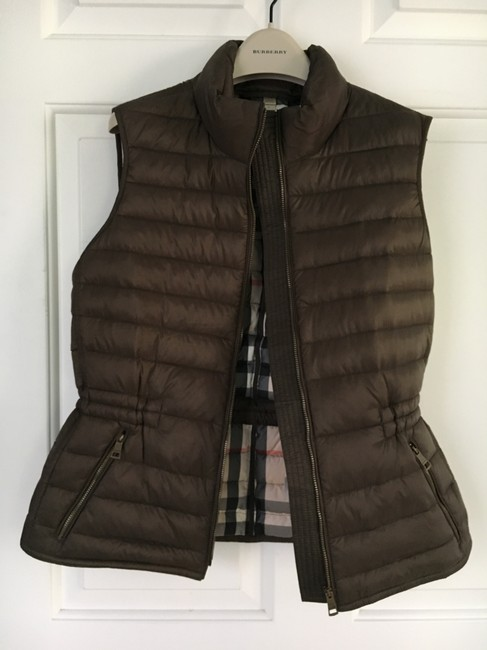 Burberry Down Quilted Vest Image 5