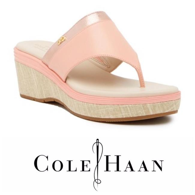 Item - Pink Cecily Grand Thong Sandals Size US 8.5 Regular (M, B)