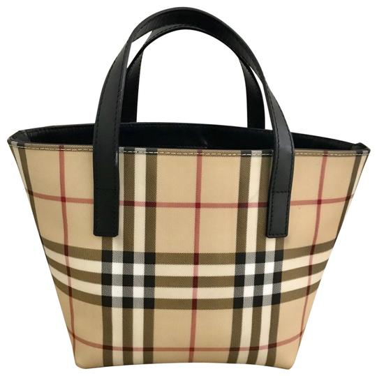 Burberry Tote in black & multiple Image 0