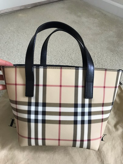 Burberry Tote in black & multiple Image 1