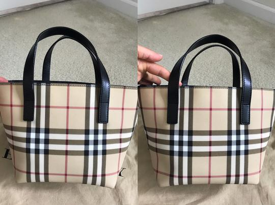 Burberry Tote in black & multiple Image 3