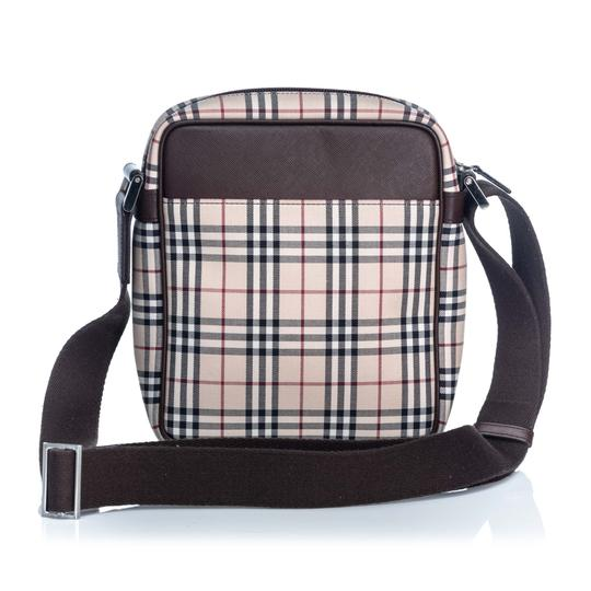 Burberry 9dbucx001 Vintage Blend Leather Cross Body Bag Image 2