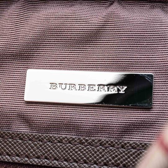 Burberry 9dbucx001 Vintage Blend Leather Cross Body Bag Image 5
