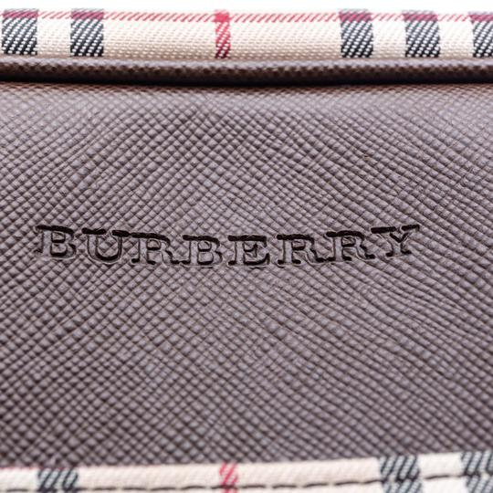 Burberry 9dbucx001 Vintage Blend Leather Cross Body Bag Image 7