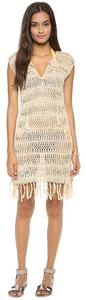 Melissa Odabash Barrie Crochet Swim Coverup Dress