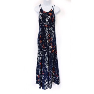 navy red white Maxi Dress by Whistles