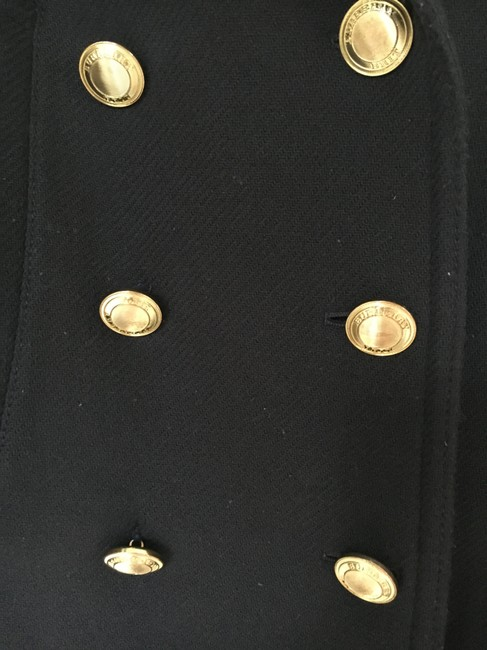 Burberry Cashmere Wool Pea Coat Image 11