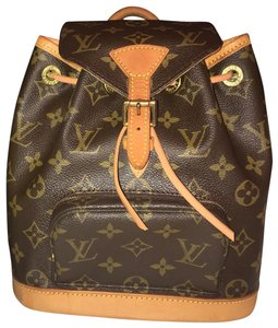 62ec20fa4d885 Louis Vuitton Backpacks - Up to 70% off at Tradesy