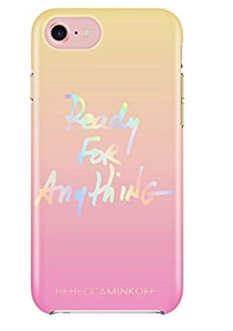 """Item - Multicolor """" Ready For Anything"""" I Phone 8 Or Iphone 7 Case Tech Accessory"""