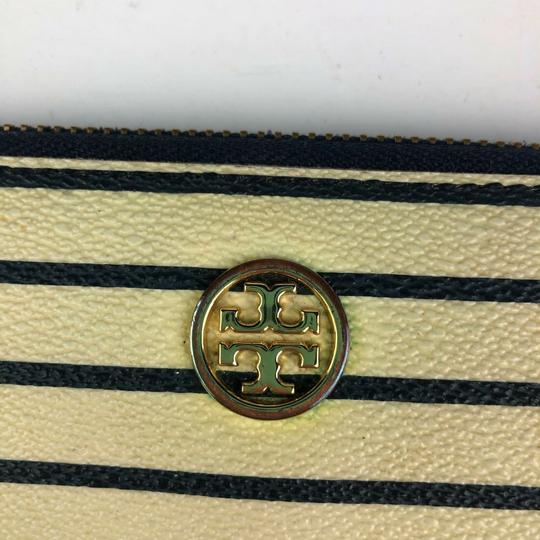 Tory Burch Leather Satchel in Multicolor Image 1